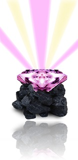 diamond in the rough copy