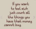 Be Thankful…