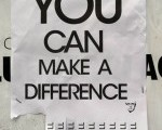 You Can Make ADifference