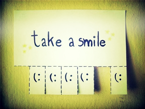 Take a smile_Fotor