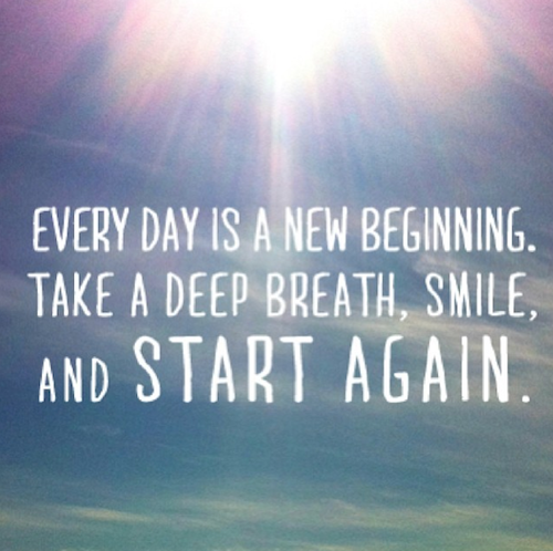 every-day-is-a-new-beginning