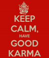 Creating Good Karma