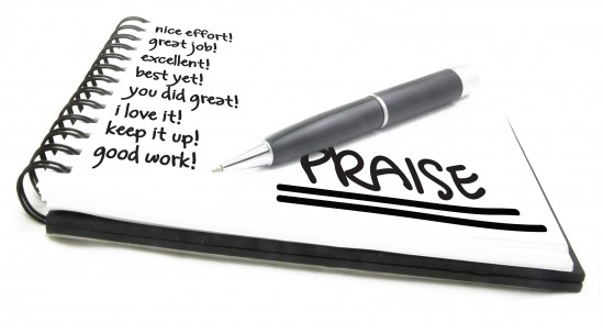 Praise Positive Reviews and Comments