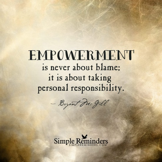 empowered self management Self-development • 3 empowered self-development and continuous learning manuel london and james w smither organizational changes are creating the need for continuous learning environments that support employees' self-development.