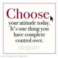 Attitude Is ADecision
