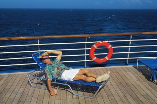 cruise-man-sleeping