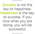 Success Is Different EachPerson