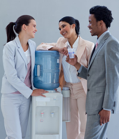 visiting-the-water-cooler-at-work-Workplace-Ergonomics-Tips