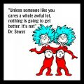 Wisdom From Dr. Seuss