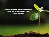 Growth Takes Place In SmallSteps